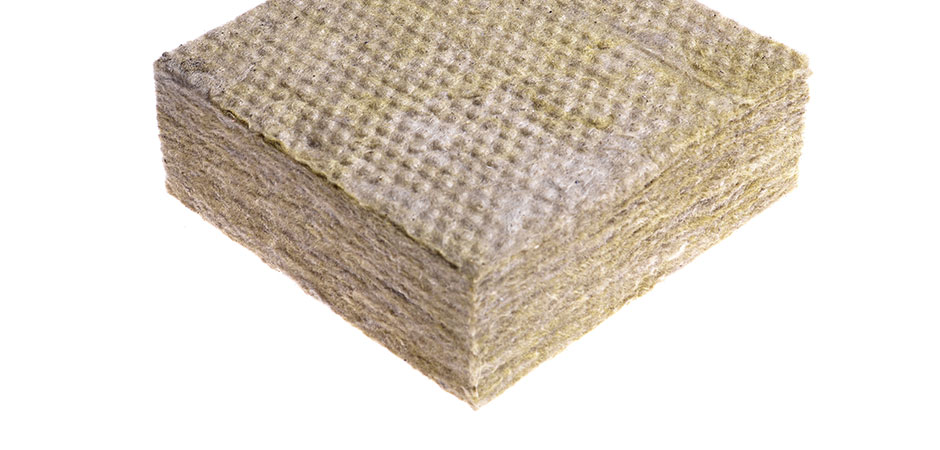 Mineral wool intertherm for Mineral wool density